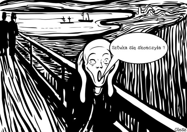 40.E. Munch Azorro Sztuka siê skoñczy³a 2